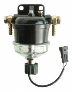 AzNew Diesel H20 Alarm Video