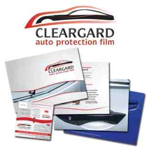 Cleargard re-branding and packaging