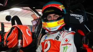 Craig Lowndes joins Todd Kelly