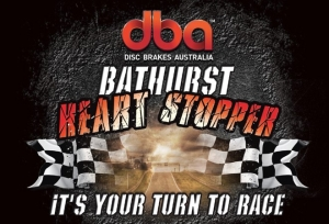 DBA Heart Stopper - Win the drive of a lifetime