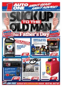 DBC2 launches Auto One Father's Day catalogue