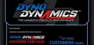 Dyno Dynamics adopts new communication technology