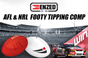 Footy Tipping with ENZED