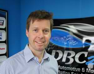 Greg Downie Joins DBC2
