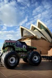 Maximum Destruction At The Sydney Opera House