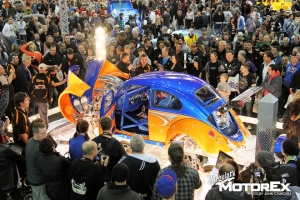 MotorEx 12 attracts record breaking crowd numbers