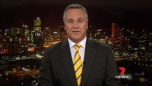 Rare Spares featured on the Channel 7 News