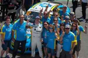 Steve Richards Wins Porsche Carrera Cup Championship