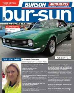 The Bur-Sun Newsletter