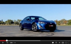 XFORCE Toyota 86 Video